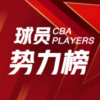 CBA球员势力榜