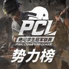 PCL战队势力榜