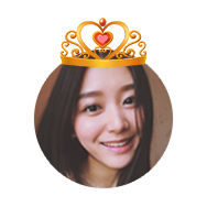 头像挂件:公主冠